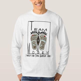 Fancy Feet Long Sleeve T-Shirt