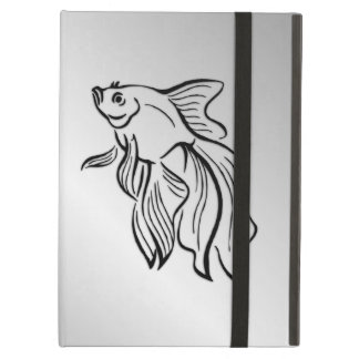 Fancy Fish iPad Air Cover