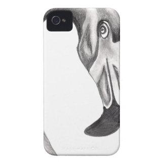 Fancy Flamingo iPhone 4 Cases