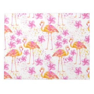 Fancy Flamingo Notepad