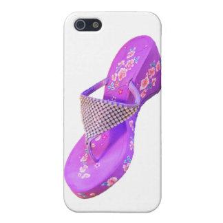 Fancy Flip Flop Sandal iPhone 5 Case