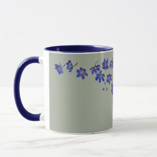 Fancy Flower mug