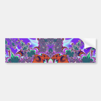 Fancy Fractal bumpersticker #2 Bumper Sticker