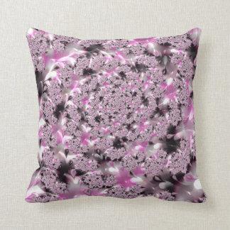 Fancy & Fun Fractals With Cool Mandala Patterns Cushion