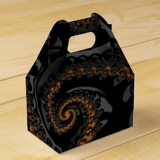 Fancy & Fun Fractals With Cool Mandala Patterns Favour Box