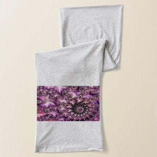 Fancy & Fun Fractals With Cool Mandala Patterns Scarf