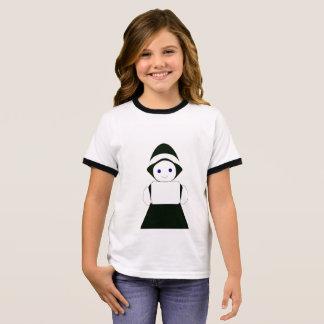 Fancy Girl Ringer T-Shirt