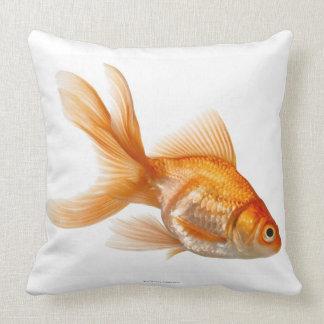 Fancy Goldfish Throw Cushions