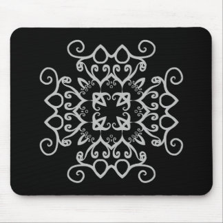 Fancy gothic victorian mouse pad