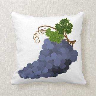 Fancy Grapes Home decor pillow