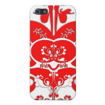 Fancy Heart iPhone 5 Cover
