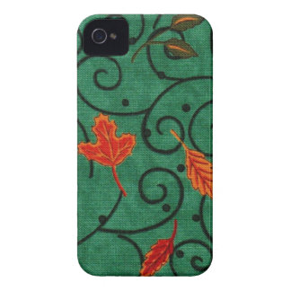 Fancy Leaves Case-Mate iPhone 4 Cases