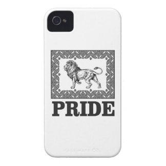 Fancy lion pride iPhone 4 case