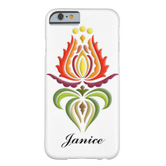 Fancy Mantle Embroidery - Hungarian Folk Art Barely There iPhone 6 Case