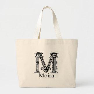 Fancy Monogram: Moira Bag