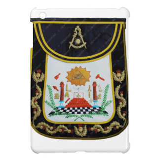 Fancy Past Masters Apron Cover For The iPad Mini