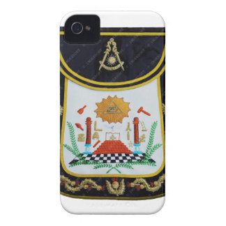 Fancy Past Masters Apron iPhone 4 Covers
