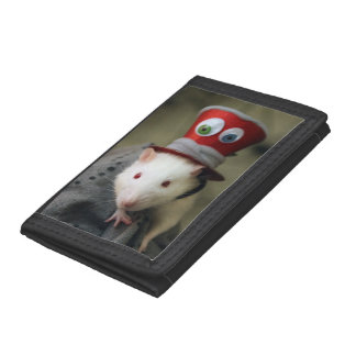 Fancy Rat Wallet