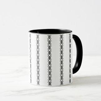 Fancy Schmancy Pattern Mug