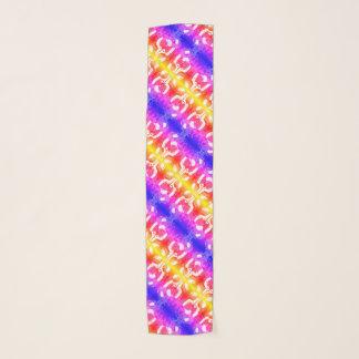 Fancy stripes scarf