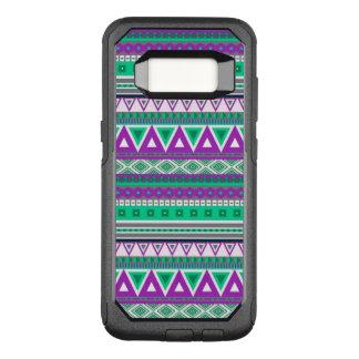fancy tribal border pattern 08 (I) OtterBox Commuter Samsung Galaxy S8 Case