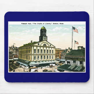 Faneuil Hall, Boston, Massachusetts Mouse Pad