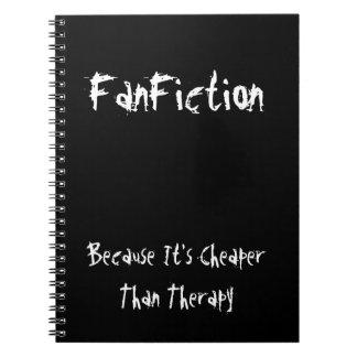 FanFiction Notebook