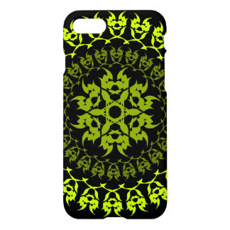 fang green circle iPhone 7 case