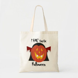 FANG' tastic Halloween bag