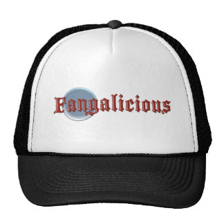 Fangalicious Cap
