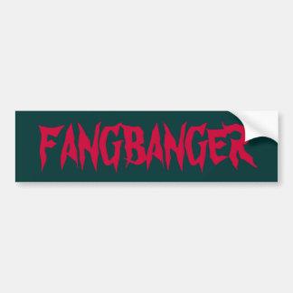 FANGBANGER BUMPER STICKER
