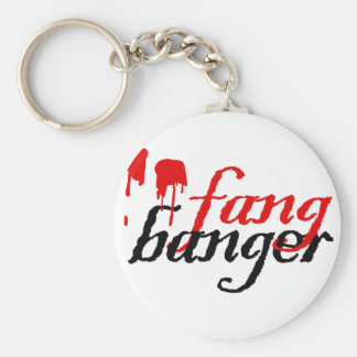 FANGBANGER KEY RING