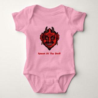 Fanged Horned Red Devil T-shirt
