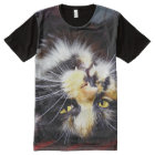 Fangs for the Memories All-Over Print T-Shirt