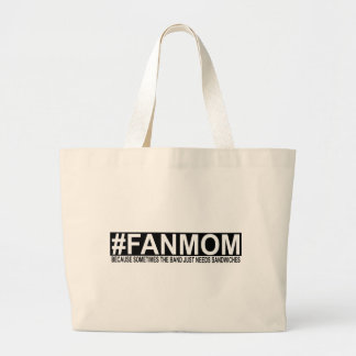 FANMOM LARGE TOTE BAG
