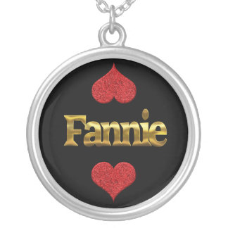 Fannie necklace