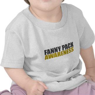 fanny pack awareness tees