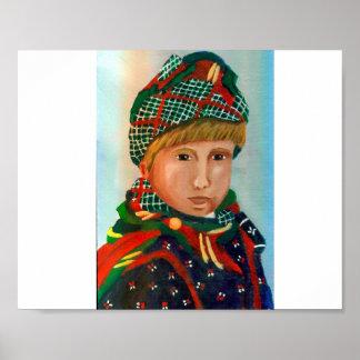 Fanoe Child Poster
