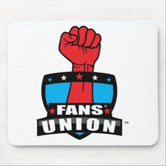 FANS' UNION PRODUCTS (Logo 1) Mouse Pad