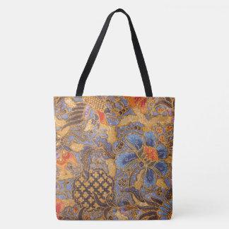 Fantasia Batik Tote Bag