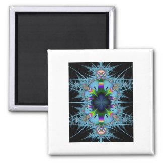 Fantasmic 1 square magnet