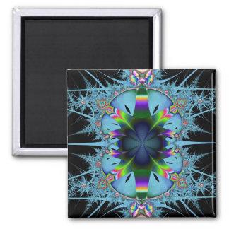 Fantasmic 2 square magnet