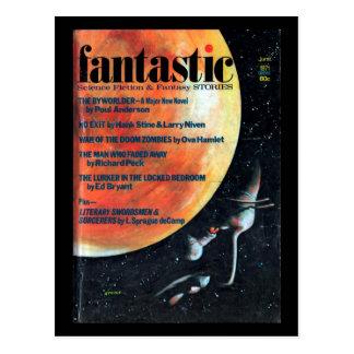 Fantastic - 1971.06_Pulp Art Postcard