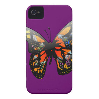 Fantastic Abstract Butterfly Blackberry Bold Case