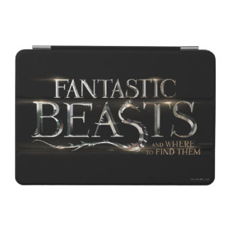 Fantastic Beasts And Where To Find Them Logo iPad Mini Cover