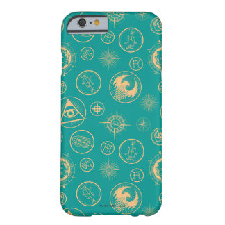 Fantastic Beasts And Where To Find Them Pattern Barely There iPhone 6 Case
