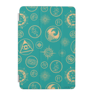 Fantastic Beasts And Where To Find Them Pattern iPad Mini Cover