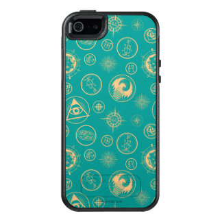 Fantastic Beasts And Where To Find Them Pattern OtterBox iPhone 5/5s/SE Case