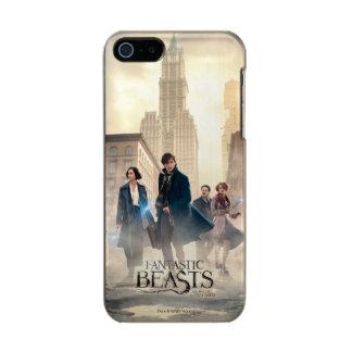 Fantastic Beasts City Fog Poster Incipio Feather® Shine iPhone 5 Case