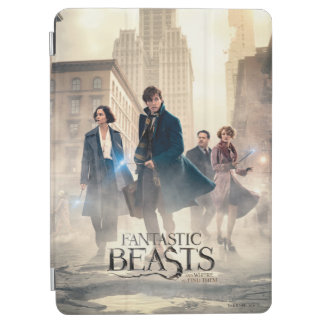 Fantastic Beasts City Fog Poster iPad Air Cover